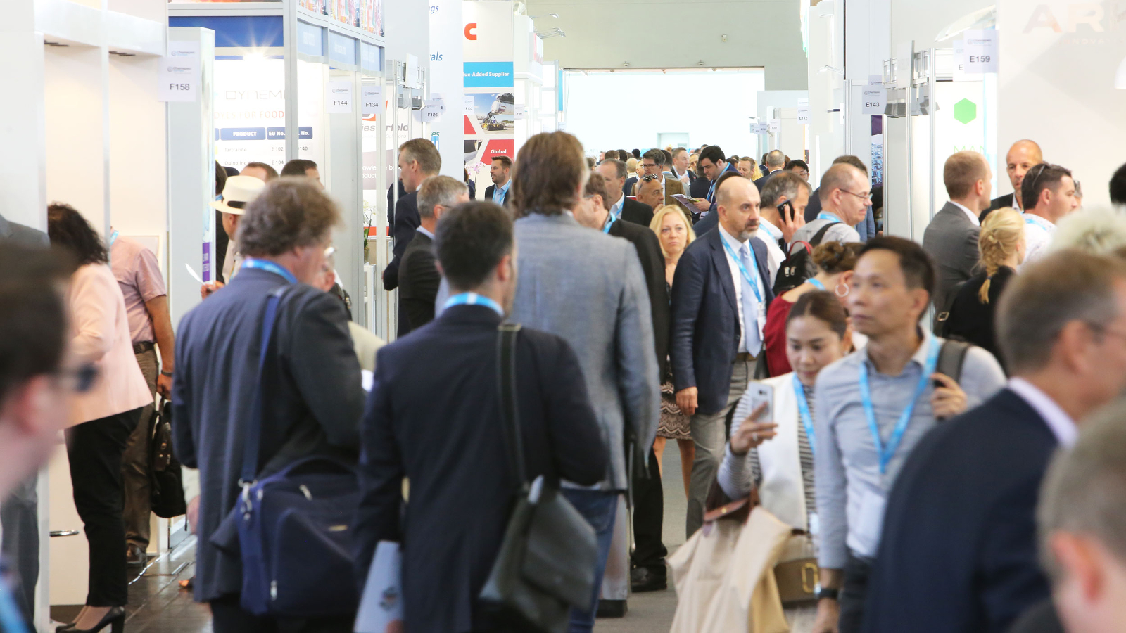 Chemspec Europe 2018 in Cologne closes with a record in visitor