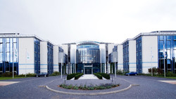 Fresenius headquarters Bad Homburg, Germany